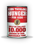 Kids tackling hunger fdl logo